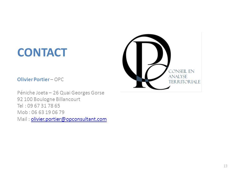 CONTACT Olivier Portier – OPC Péniche Joeta – 26 Quai Georges Gorse 92 100 Boulogne Billancourt Tel : 09 67 31 78 65 Mob : 06 63 19 06 79 Mail : olivi