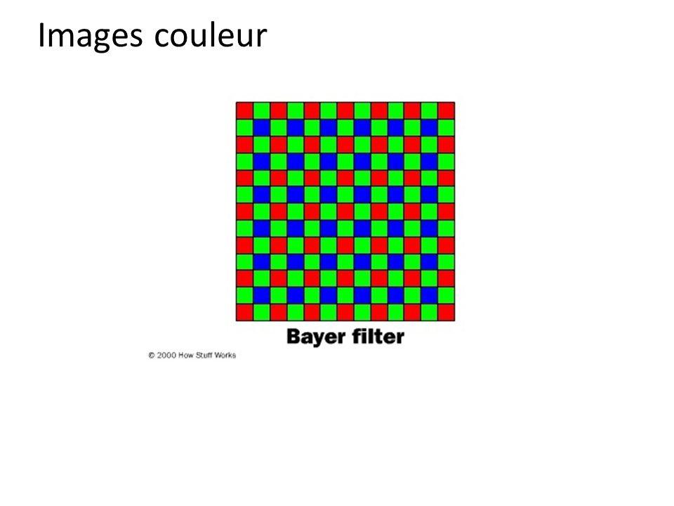 Images couleur