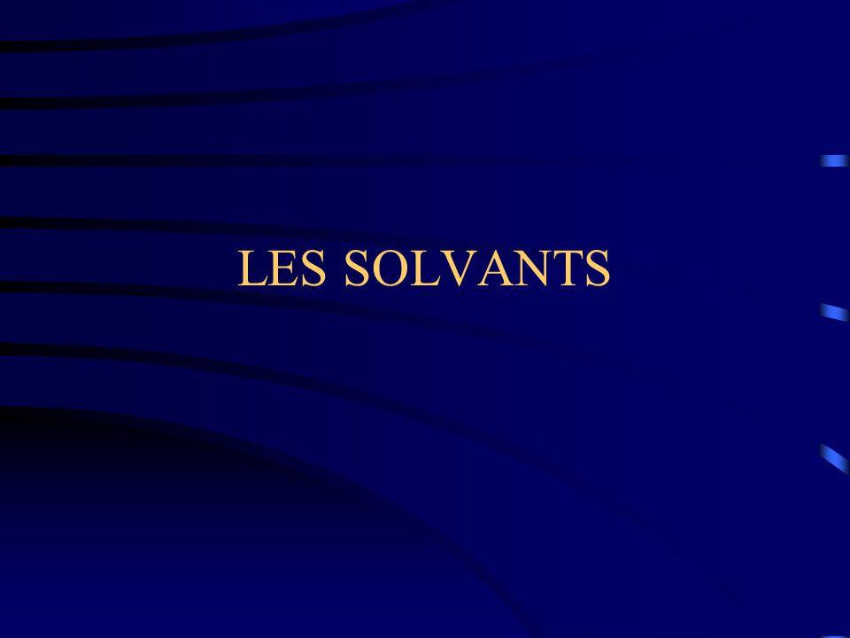 LES SOLVANTS