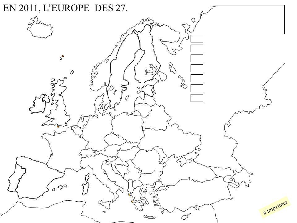 EN 2011, L'EUROPEDES 27. à imprimer