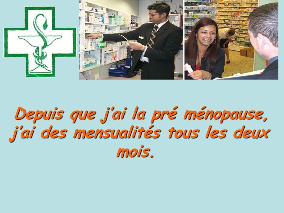 La pharmacienne: