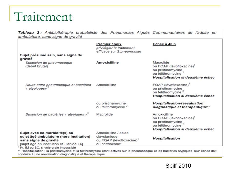 Traitement Spilf 2010