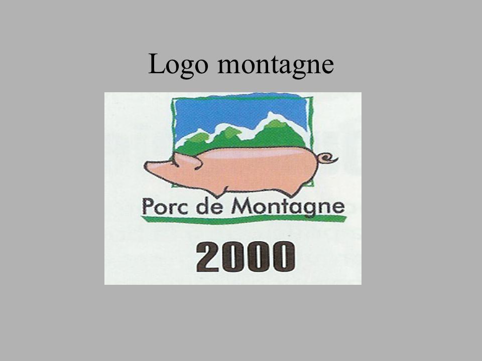 Logo montagne