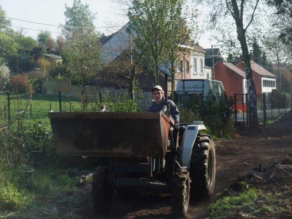 Section horticulture Stage en entreprises aménagement parcs et jardins