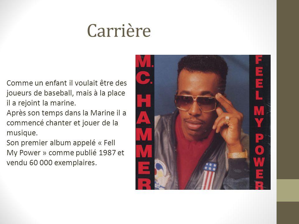 Please Hammer Don't Hurt 'Em Son album le plus réussi était « Please Hammer Don't Hurt 'Em » comme publié 1990.