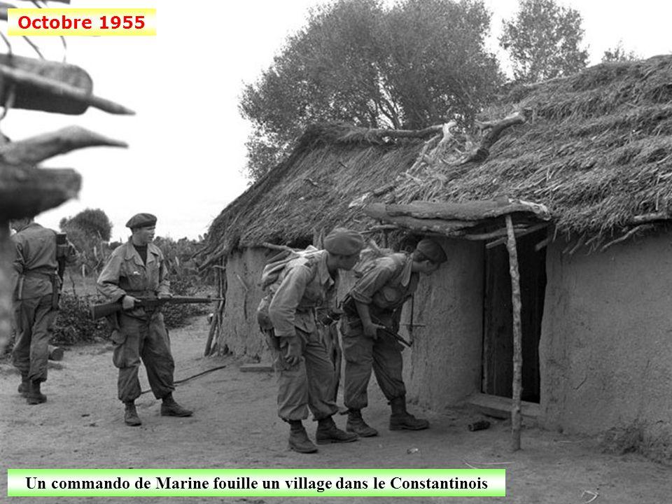 Novembre 1954 Création du Front de Libération Nationale