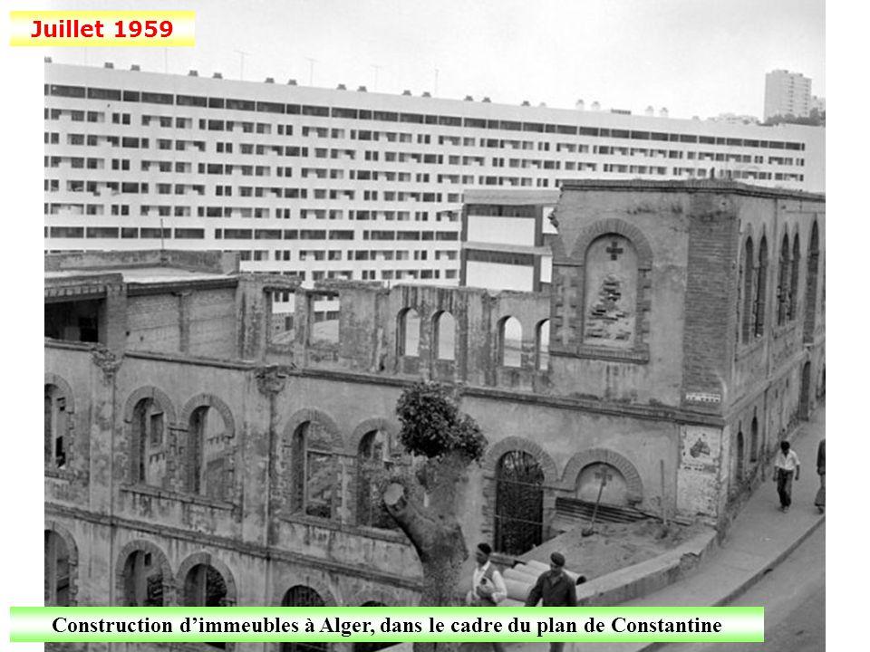 Juillet 1959 Finale des championnats d'Algérie des foyers sportifs