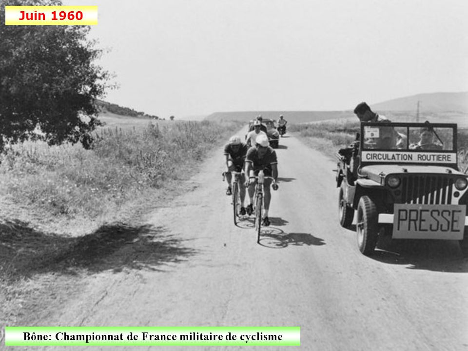 avril 1960 Légionnaires en opération en Oranie