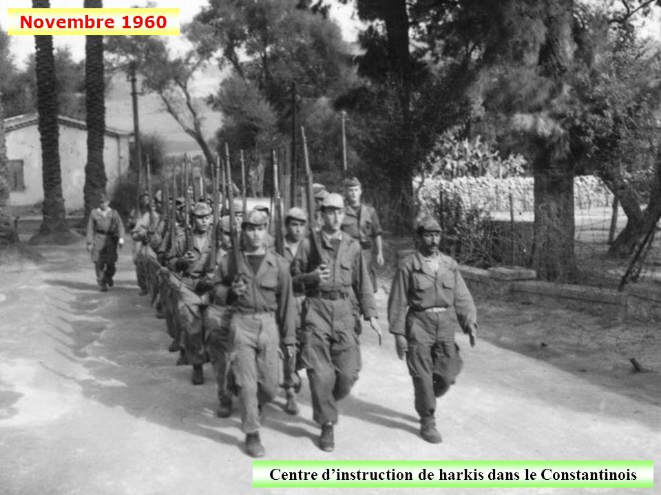 septembre 1960 HLM à Oran
