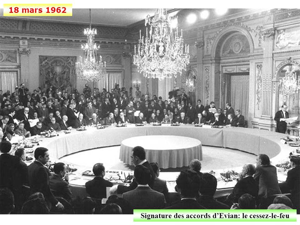 4 mars 1962 L'OAS plastique les boutiques des commerçants algériens à Alger