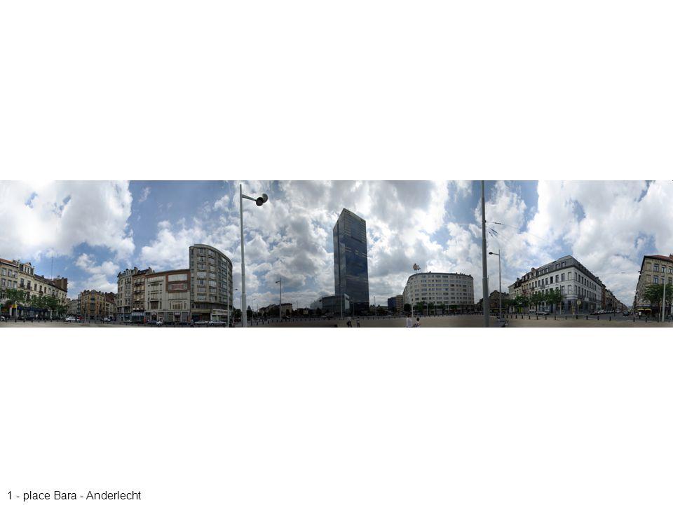 12 – rue Tolstoi/rue Rabelais - Anderlecht