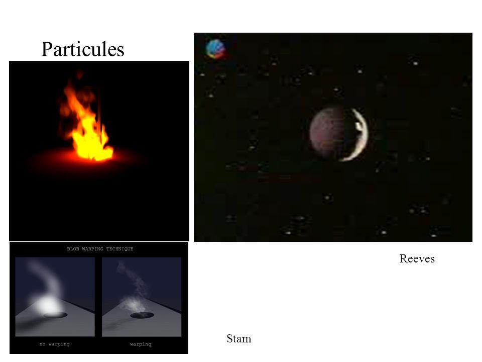 Particules Stam Reeves
