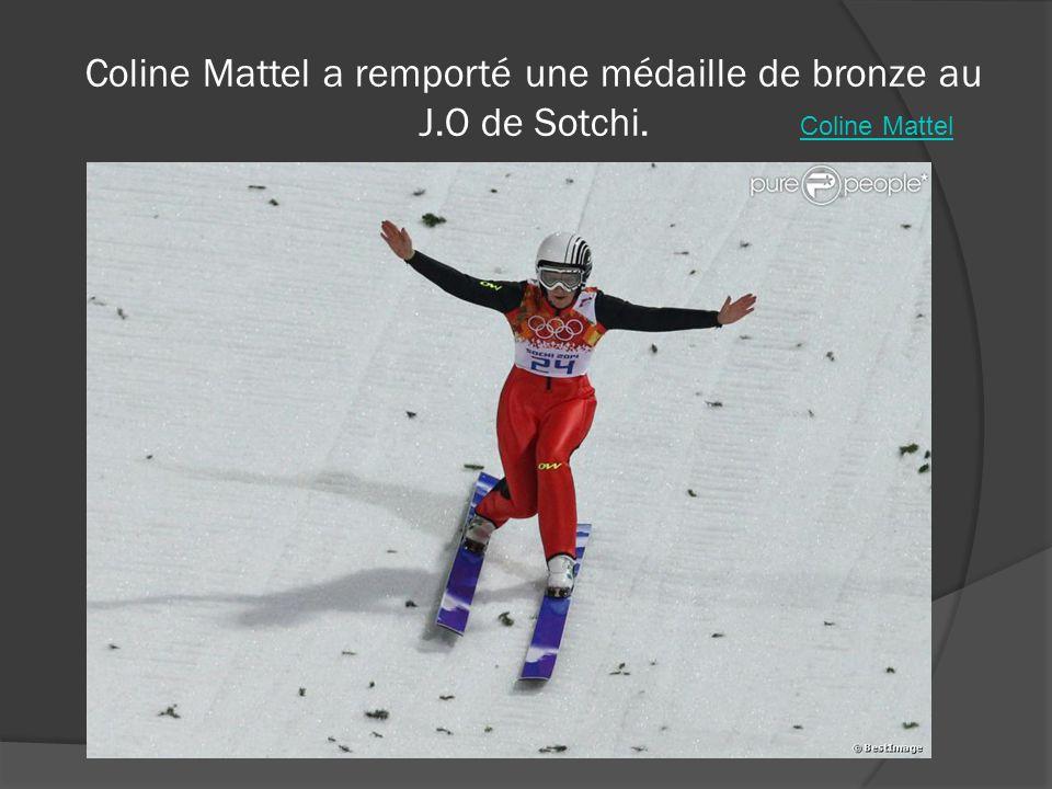 Martin Fourcade a remporté 3 médailles d'or et une médaille d'argent au J.O d'hiver à Sotchi.