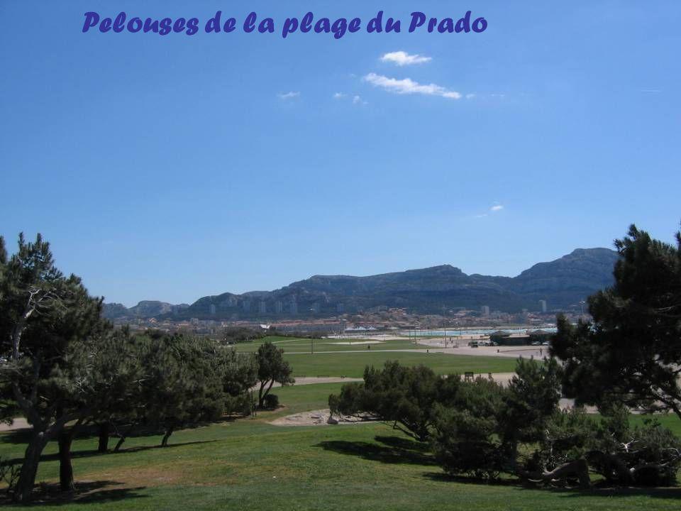 Plage du Prado