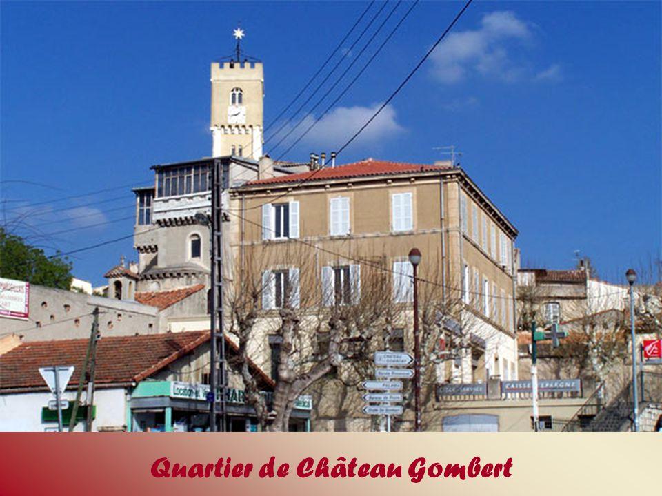 Quartier de la Madrague ville