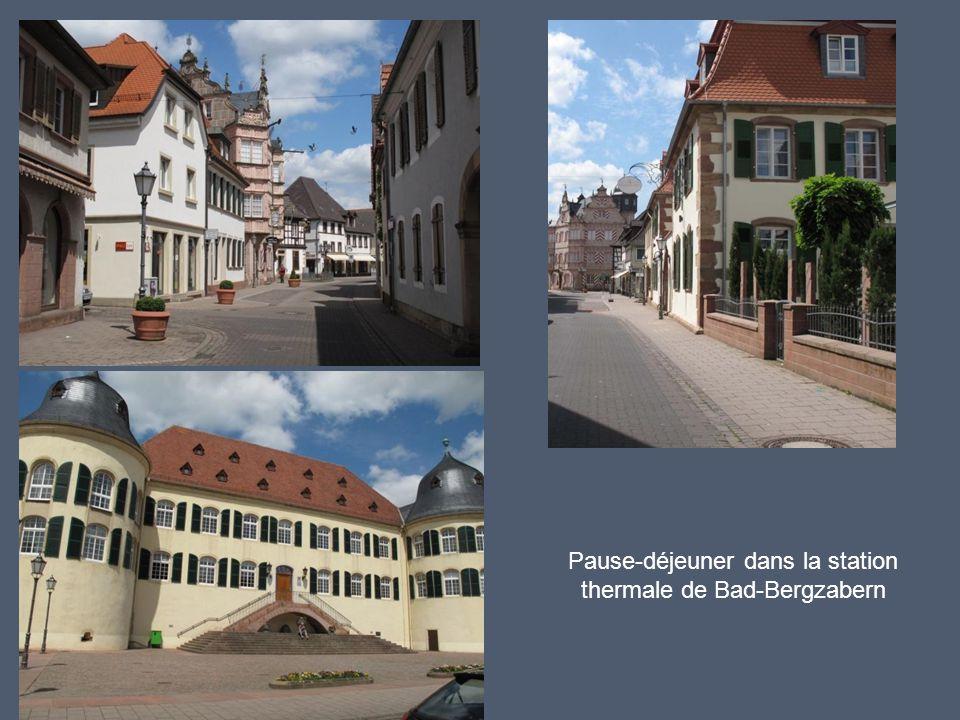 Dans les rues pittoresques de Neustadt