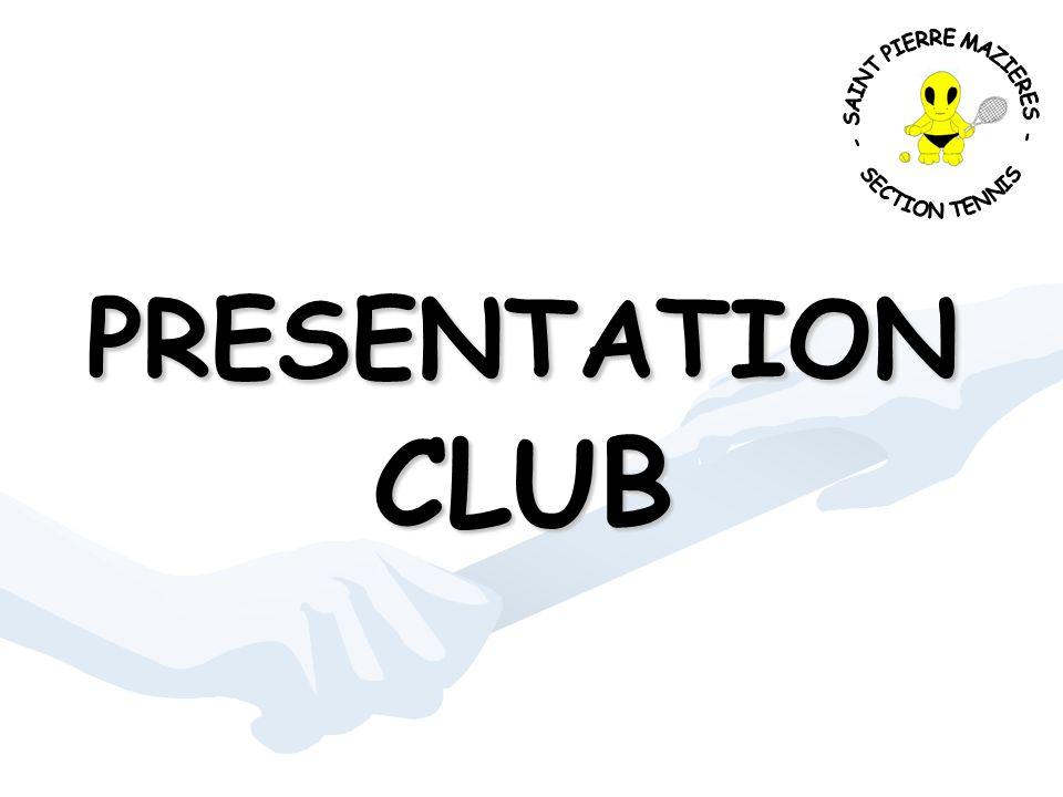 PRESENTATION CLUB