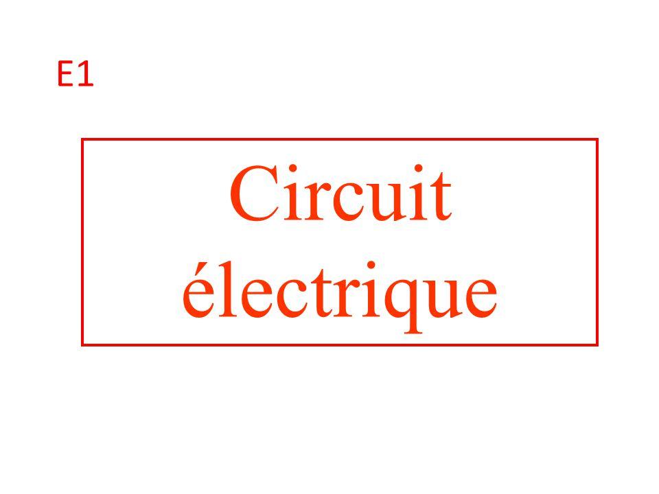 I- Les dipôles électriques : Coller le TP Eclairage de la chambre 1- Les dipôles :