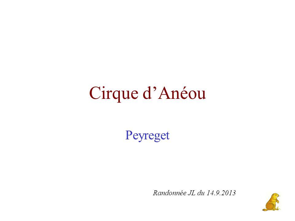 Topo: Pic de Peyreget-Pombie-Anéou Longitude: 0° 26' 10.4'' W Latitude: 42° 49' 45.7'' N