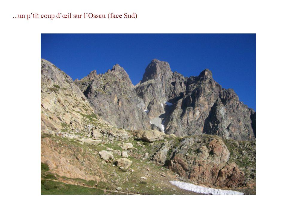 Le Col de Peyreget