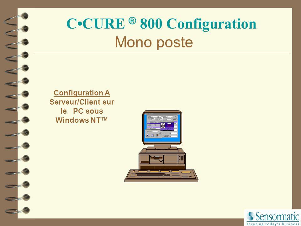 CCURE ® 800: Spécificités Affichage dynamique des évènements Un Double-Clic sur l'événement vous permet d'afficher des renseignements complémentaires
