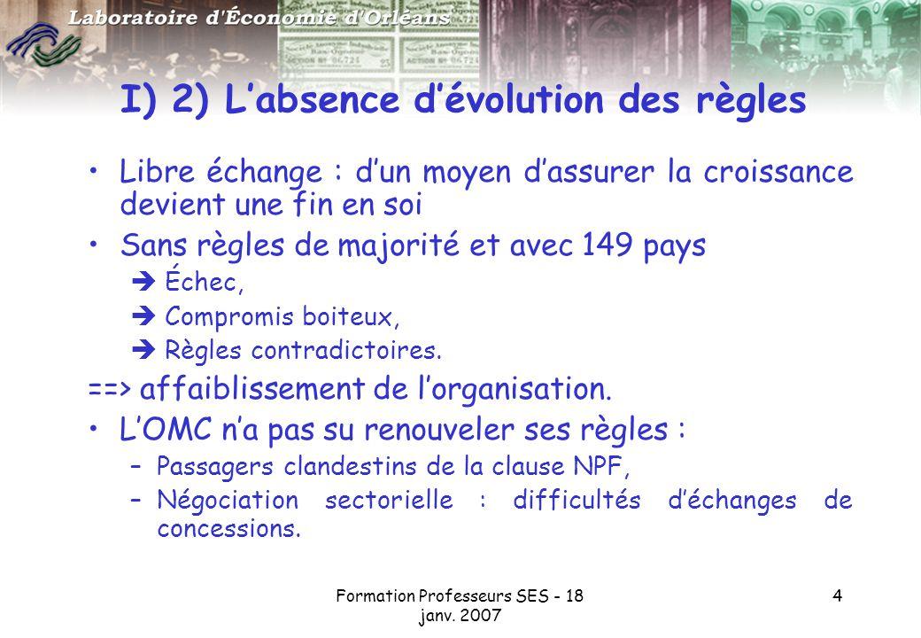 Formation Professeurs SES - 18 janv.