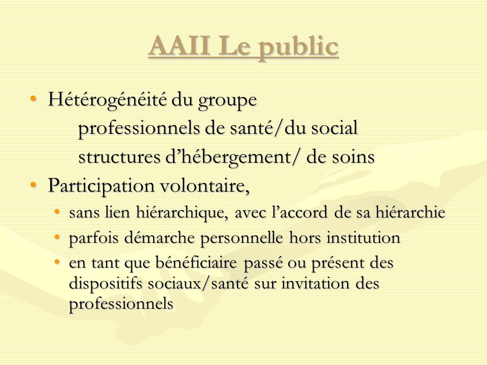 Axes de progrès Axes de progrès ProfessionnelsProfessionnels PublicPublic StructuresStructures CollectifCollectif PolitiquesPolitiques