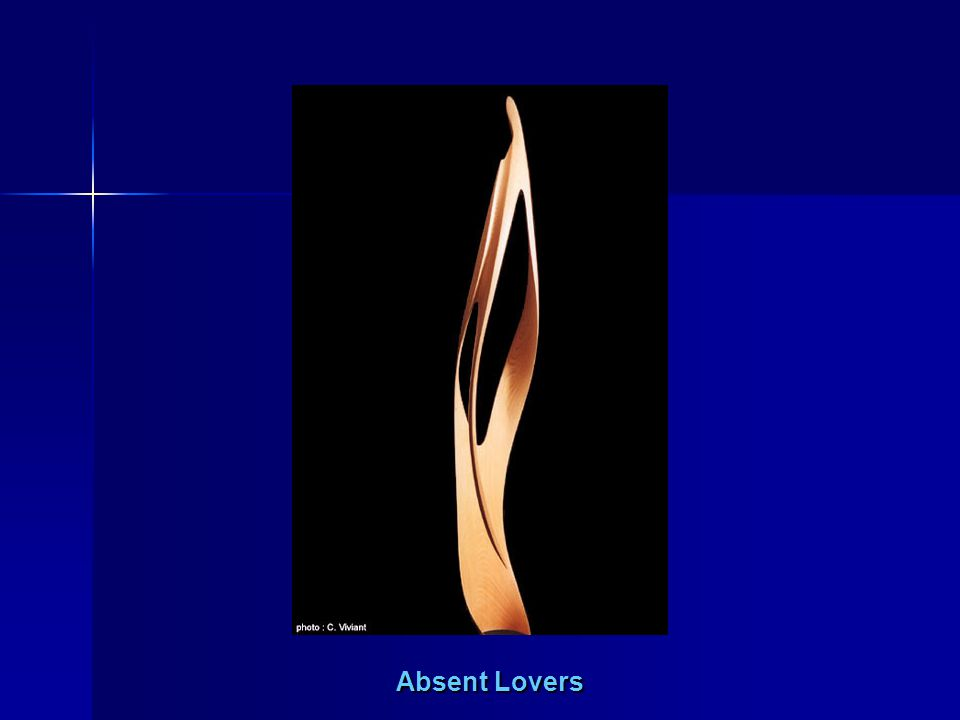 Absent Lovers