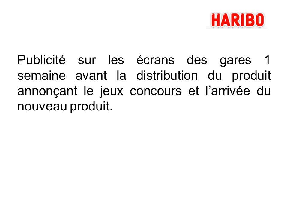 Le QR code renvoie au site internet d'Haribo, plus spécifiquement à l'onglet dédié au nouveau produit qui permet l'inscription au concours.