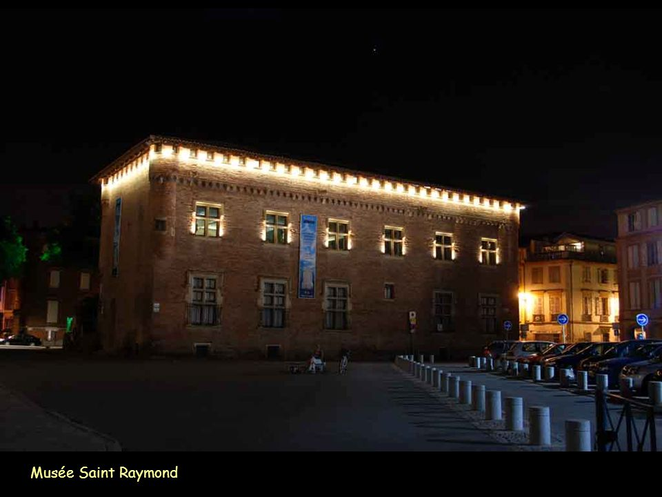 Musée Saint Raymond