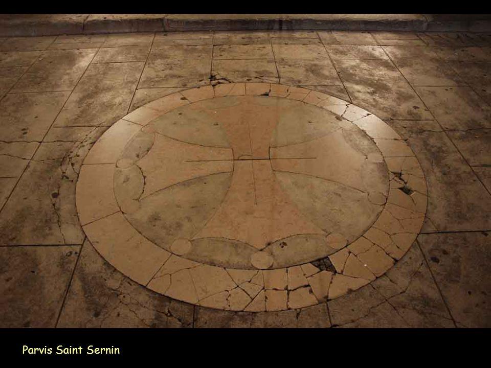 Parvis Saint Sernin