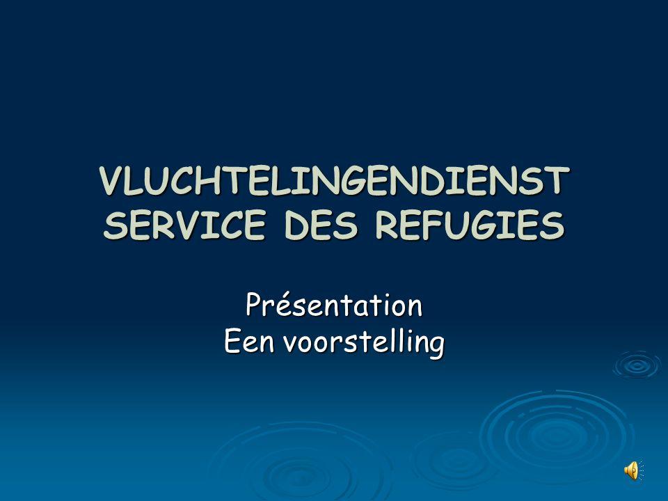 La création du Service des Réfugiés  Après la 2° guerre mondiale un grand nombre de personnes originaires des pays de l'Est sont arrivées en Belgique, fuyant la persécution et la misère.