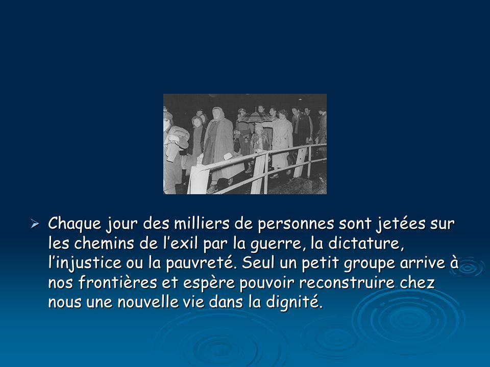 1948 - 1956  Ces personnes venant des pays de l'Est étaient mises au travail dans les mines au Limbourg et y résidaient avec femmes et enfants dans les anciens camps de prisonniers.