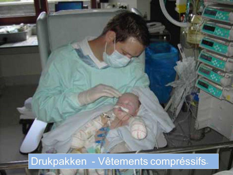 Drukpakken - Vêtements compréssifs -