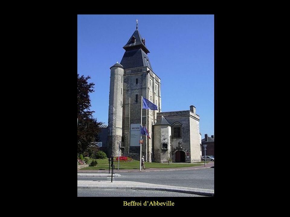 Beffroi d'Aire-sur-la-Lys