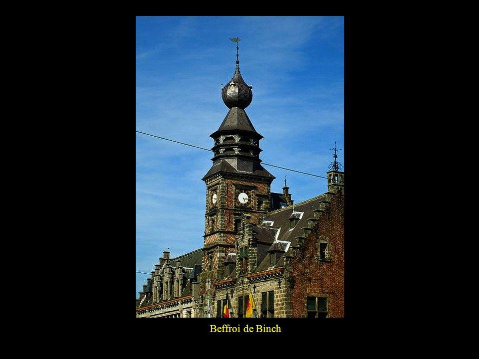 Beffroi de Charleroi