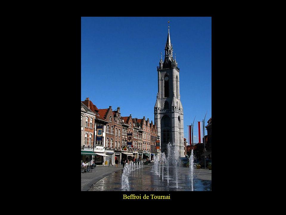 Beffroi de Tournai