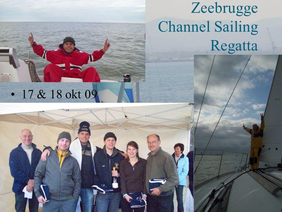 07 - 11 Nov 2007 Engeland / Angleterre Yachting