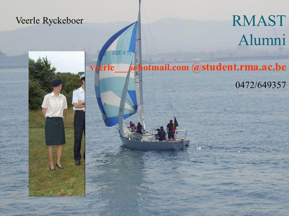 RMAST PR + Website Olivier VERMEERSCH Olivier.vermeersch@student.rma.ac.be oliviervermeersch90@hotmail.com