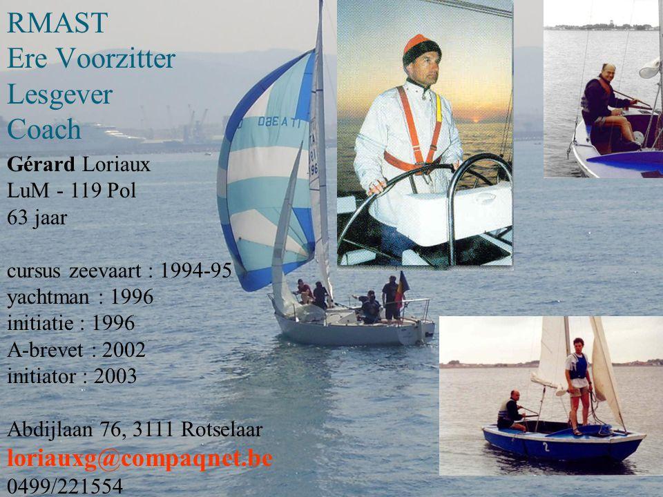 RMAST Alumni Veerle Ryckeboer veerle___@hotmail.com @student.rma.ac.be 0472/649357