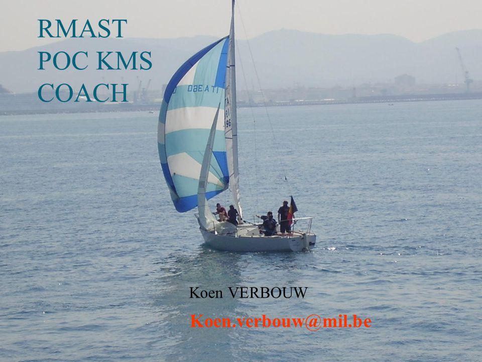 RMAST Ere Voorzitter Lesgever Coach Gérard Loriaux LuM - 119 Pol 63 jaar cursus zeevaart : 1994-95 yachtman : 1996 initiatie : 1996 A-brevet : 2002 in