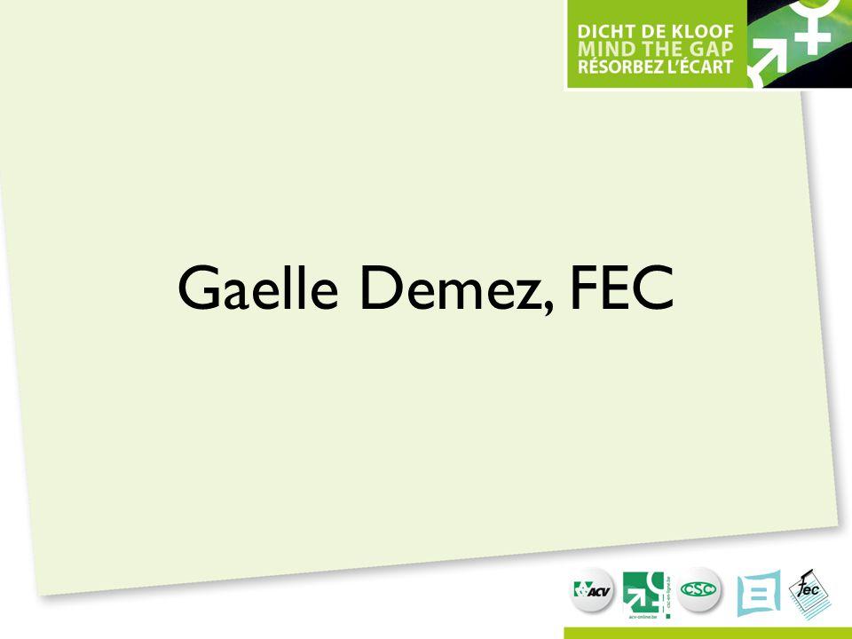 Gaelle Demez, FEC