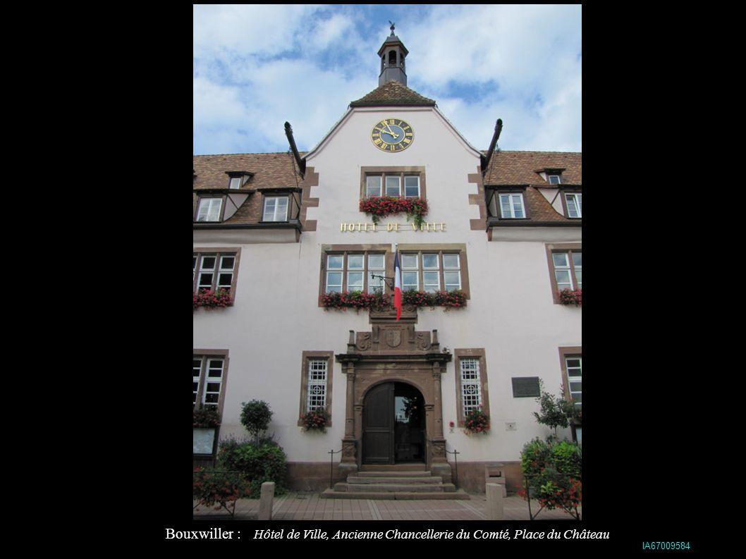 Bouxwiller : Eglise protestante Sainte-Marie, Pierre tombale d Elisabeth Comtesse de Hanau-Lichtenberg, née Hohenlohe (1576-1605 ) Pierre tombale de Johann Ludwig de Hanau-Lichtenberg (1621-1623) Pierre tombale de Anne-Elisabeth de Hanau-Lichtenberg (1622) IM67013977 IM67013978 IM67013979