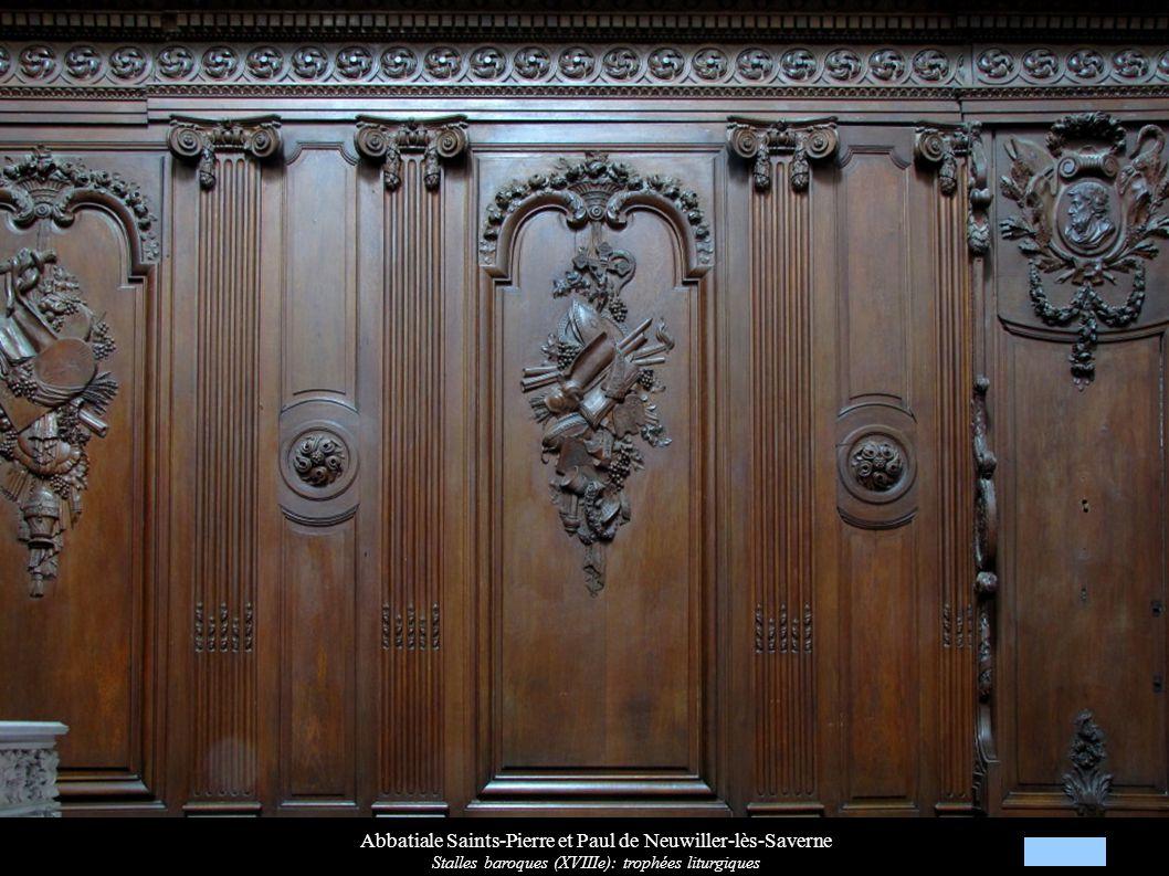 Abbatiale Saints-Pierre et Paul de Neuwiller-lès-Saverne Tapisserie (XVIe) « Vie de St-Adelphe » : Naissance