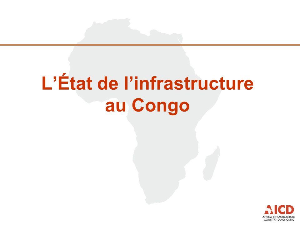 L'État de l'infrastructure au Congo
