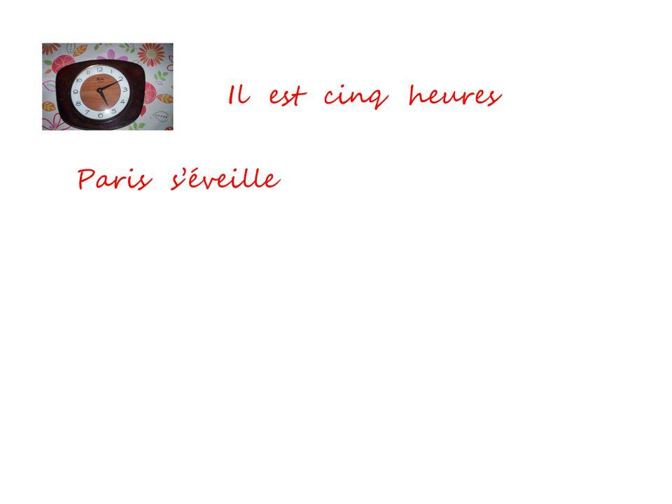 Paris by night regagne les cars Les boulangers font des batards