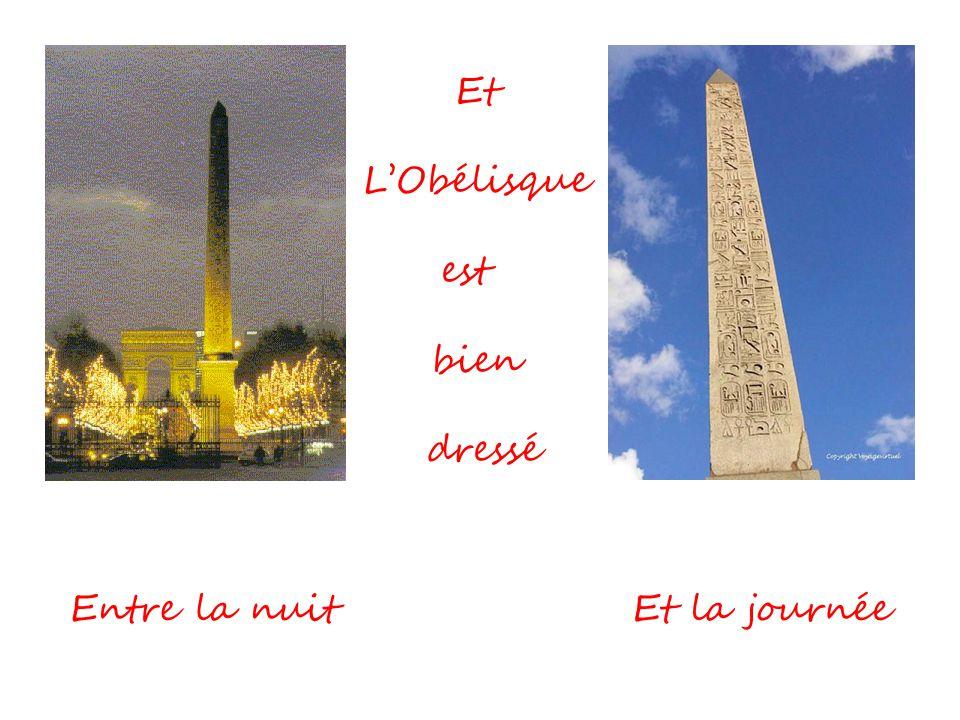 La tour Eiffel a froid aux pieds L'Arc - de - triomphe est ranimé