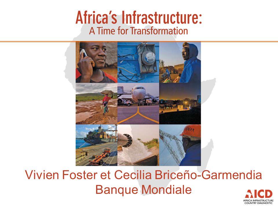 Vivien Foster et Cecilia Briceño-Garmendia Banque Mondiale