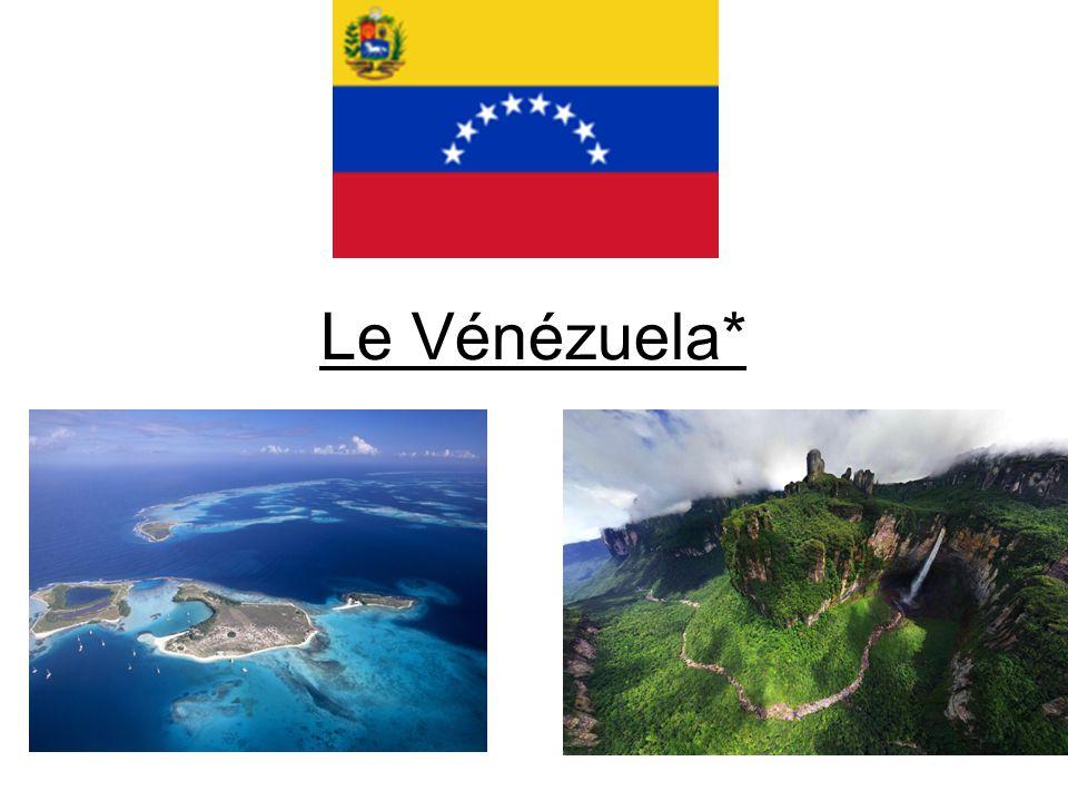 Introduction J'ai choisi de travailler sur le Vénézuela car c'est un pays que je ne connais pas.