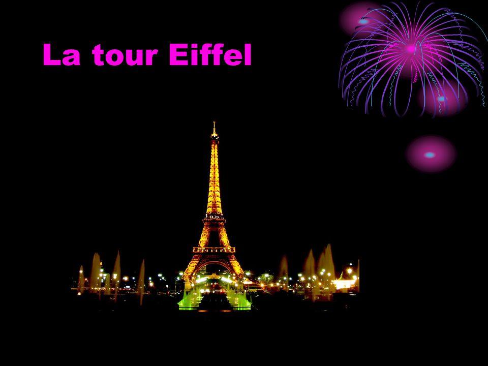 Sommaire Introduction I.Construction de la tour Eiffel A.
